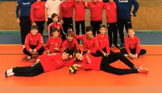 Mladší žáci: OLMA CUP 2020 (25. - 26.1.2020)